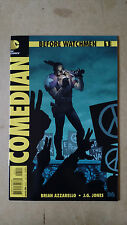 BEFORE WATCHMEN COMEDIAN #1 FIRST PRINT DC COMICS (2012)