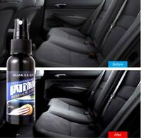 50ml Car Interior Leather Surface Seat Tire Polish Wax Inner Dashboard Cleaner