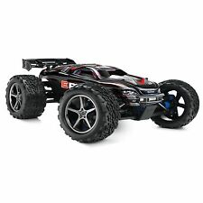 Traxxas 1/10 E-Revo 4WD RTR with 2.4GHz, TSM, EVX-2, Waterproof Electronics: Bla