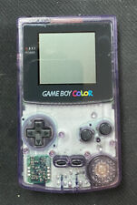 Nintendo Game Boy Color Handheld Console - Atomic Purple