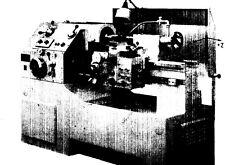 WMW Mikromat Drehmaschine DZFG 200 Bedienungsanleitung