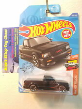 Hot Wheels 2020 HW HOT TRUCKS '91 GMC Sycloe Black 150/250 B35