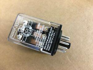 NEW NOS Dayton 3X742M Relay Coil: 120VAC 50/60Hz Load 10A 3PDT