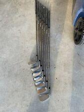 New listing Wilson Staff C300 Forged Iron Set 5-PW,GW Stiff Right-Handed Graphite