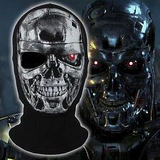 The Terminator Balaclava Halloween Game Costume Skull Ghost Full Face Mask T800