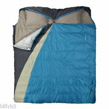 Kelty Super Nova Sleeping Bag - Rated to 30 Degrees - Blue Color