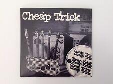 CHEAP TRICK: Baby Talk / Brontosaurus - 1997 2 song promo CD single - VERY GOOD