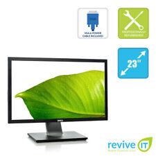 "Dell UltraSharp U2311H 23"" Widescreen Full HD IPS LED LCD Monitor Grade B"
