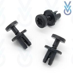 10x VVO® Clips für Motorabdeckung und Motorraum für einige Peugeot 407