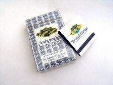 TROPICANA CASINO Vintage Las Vegas MATCHBOOK & Casino Used CARDS