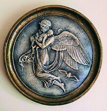 New listing Night Thorvaldsen Roundels Design Plaque Angels Cherubs Antique