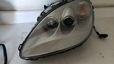 05-13 Corvette C6 LEFT DRIVER Side Headlight Assembly Machine SILVER 25867779