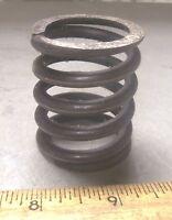 Helical Steel Compression Spring (NOS)