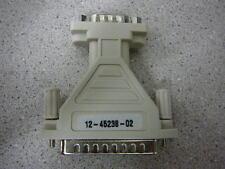 COMPAQ/DEC DB9 Male to DB25 Male D-Sub NULL Modem Adapter  12-45238-02  **NEW**