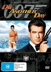 Die Another Day DVD - Ultimate Edition (Region 2, 2 Disc Set, 2006) Free post