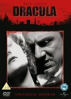 DRACULA 1931 RESTORED VERSION BELA LUGOSI UNIVERSAL UK 2011 REGION 2 & 4 DVD NEW