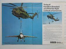 3/1980 PUB HAMILTON STANDARD CH-53E SUPER STALLION BLACK HAWK PROWLER AD