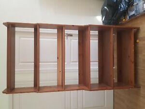 Bibliotheques Etageres Et Rangements Ikea Pour La Maison Ebay