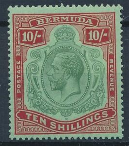 [56132] Bermuda Very good MNH Very Fine stamp (Script CA wtmk)