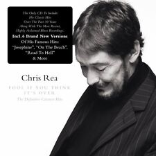 Chris Rea - Definitive Greatest Hits [New CD]