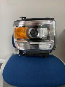 2014-2019 GMC Right Side Halogen LED OEM Headlight GMC Sierra 1500 2500 3500
