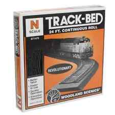 Woodland Scenics N Track-Bed Roll, 24' WOOST1475