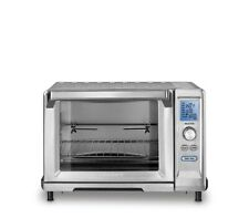 Cuisinart TOB-200N Rotisserie Convection Toaster Oven, Stainless Steel