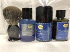 The Art Of Shaving 4pc Shaving Cream, Pre-Shave Oil & Gel, Brush (Lavender)