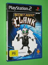 Secret Agent Clank - PlayStation 2 Game - Australian PAL Version
