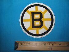 ** 1 RARE 70S  BOSTON BRUINS NHL NATIONAL HOCKEY LEAGUE  PATCH CREST EMBLEM **