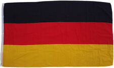 Calidad Superior - Bandera ALEMANIA BRD 90 x 150cm, Tela pesada Aprox. 100 g/m²