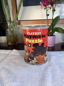PLAYBOY PUZZLE (108-8):  #AP108 GWEN WONG  COMPLETE Rare Vintage