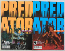 PREDATOR HUNTERS # 1 & 2 Comic ~ Dark Horse 2017 VF+/NM 1st PRINT