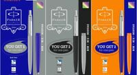 """100% Genuine Parker Jotter Standard Ball Point Pen""""Limited Edition Free Offer"""""""