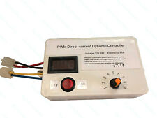12v 24v 50A DC Motor Speed Switch Control PWM Controller c/w LCD Screen & Switch