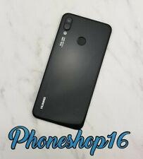 Original Huawei P20 Lite Akkudeckel Deckel Touch ID Linse Backcover Schwarz A