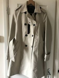 Zara trench coat size L