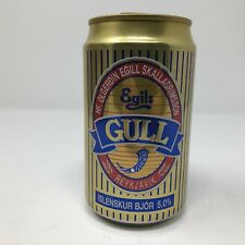 Egils Gull Beer Can