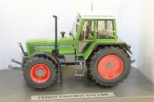 Weise Toys 1007 Fendt 615 Favorit 1:32 Traktor NEU in OVP