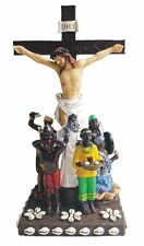 "12"" 7 African Powers Siete Potencias Africanas Christ Oshun Yemaya Chango Ogun"