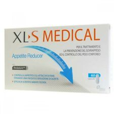 XLS MEDICAL APPETITE REDUCER TREATMENT OVERWEIGHT AND CONTROL WEIGHT 60cps