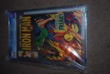 Marvel Comics Iron Man #3 CGC Graded 6.5