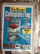 Arkansas Razorbacks Flag Factory Large Flag; 28'' x 48'' Ncaa; Sec