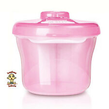 Avent Milk Powder Formula Dispenser and Snack Cup Pink BPA Free
