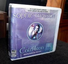 Cold Iron by Sophie Masson / Van Doornum Unabridged Audiobook CDs