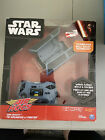STAR WARS AIR HOGS Zero Gravity Tie Advanced X1 Fighter Wall Racer RC Vehicle