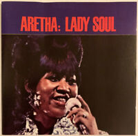 ARETHA FRANKLIN LADY SOUL CD ATLANTIC RHINO USA 1995 NEAR MINT