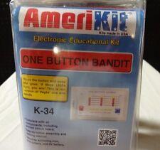Elenco K-34 One Button Bandit Soldering Science Kit