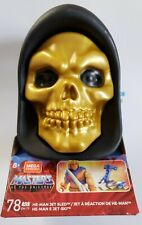 Mega Construx Masters of the Universe Skeletor Skull He-Man Jet Sled Set