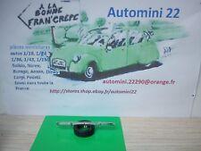 Burago 1/16 Alpine A 110 1600 S  Pare choc AR
